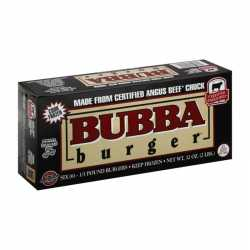 Bubba Burger Steak