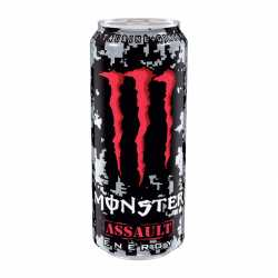 Monster Assault Energy 16 OZ