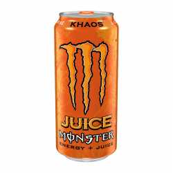 Monster Energy + Juice 16 OZ