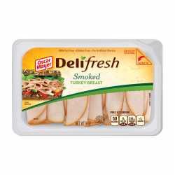 Deli Fresh Smoked Turkey Breast