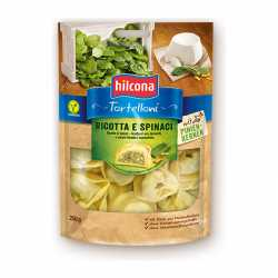 Tortelloni Ricotta and Spinach