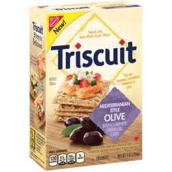 Triscuit Mediterranean Style