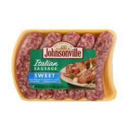 Johnsonville Italian Sausage Sweet