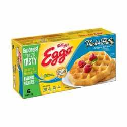 Eggo Thick & Flutty Waffle Original
