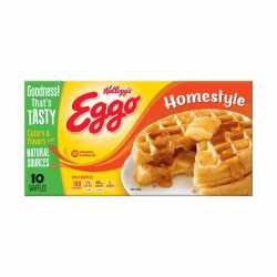 Eggo Waffles Homestyle Family Pack
