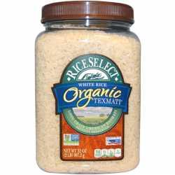Royal Select Organic White rice