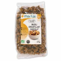 Markal Organic crunchy Muesli with Chocolate
