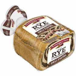 """Pepperidge Farm """" Rye Deli Swirl"""""""