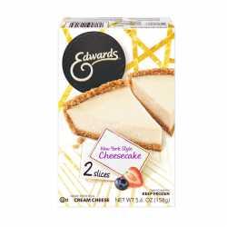 """""""Edwards"""" Cheesecake"""