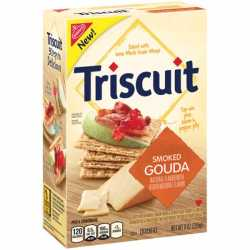 Triscuit Smoked Gouda