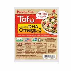 Tofu with DHA &Omega-3