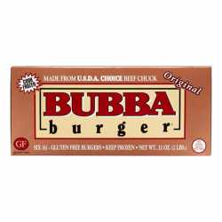 Steak Bubba Burger Choice  Meat