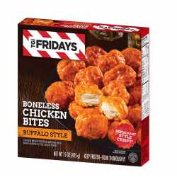 "Fridays Boneless Chicken Bites ""Buffalo Style"""