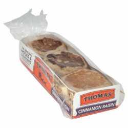 English Muffin Cinnamon Raisin