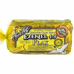 Ezekiel 4:9 Flax Sprouted Grain Bread