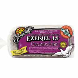 Ezekiel 4:9 Cinnamon Raisin