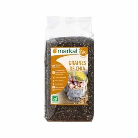 Markal Organic Chia Seed 250 G