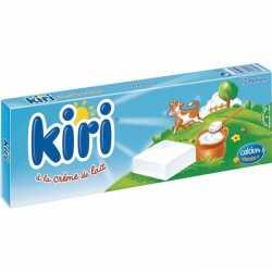 Kiri x 12  Fresh milk&cream