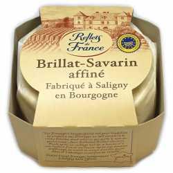 Brillat-Savarin Creamy cheese