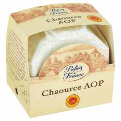 Chaource AOP creamy