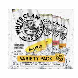 White Claw variety pack 2