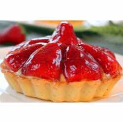 Strawberry tart x 2