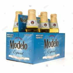 Modelo Beer  x 6